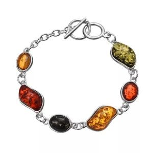 Jewelry - NEW Multicolor amber bracelet
